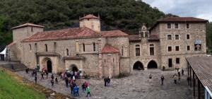 Monasterio de Santo Toribio de Liébana en Cantabria