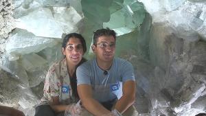 La Geoda de Pulpí en Almería, la segunda más grande del mundo