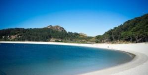 La playa de Rodas, la mejor del mundo según The Guardian