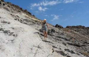 Ruta de la playa de los Genoveses a la playa de Mónsul en Cabo de Gata