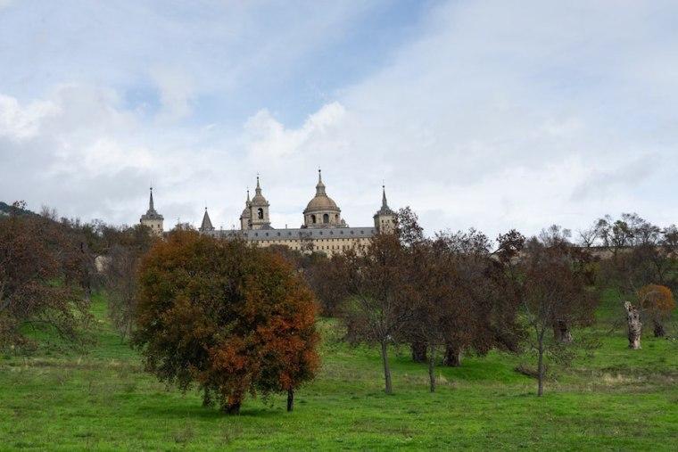 Real Monasterio de San Lorenzo de El Escorial