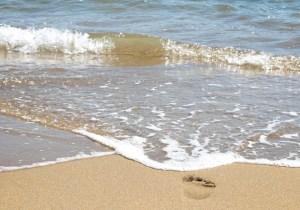 Playa de la Flecha en Huelva