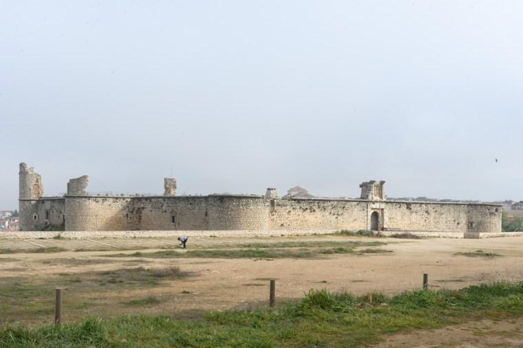 Castillo de los Condes en Chinchón, Madrid