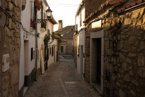 Paseando por las calles de Trujillo
