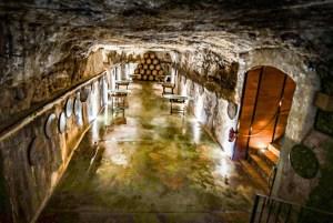 Cueva en Bodegas Navarro, Valdepeñas