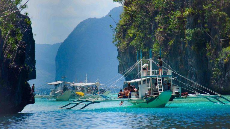 El Nido Filipinas: Como llegar a El Nido y Tour A