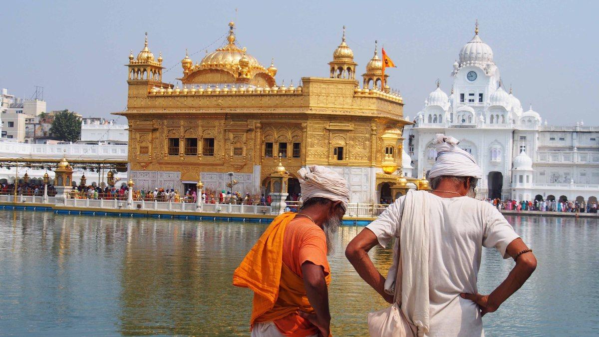 Amritsar | El Templo Dorado de los Sijs