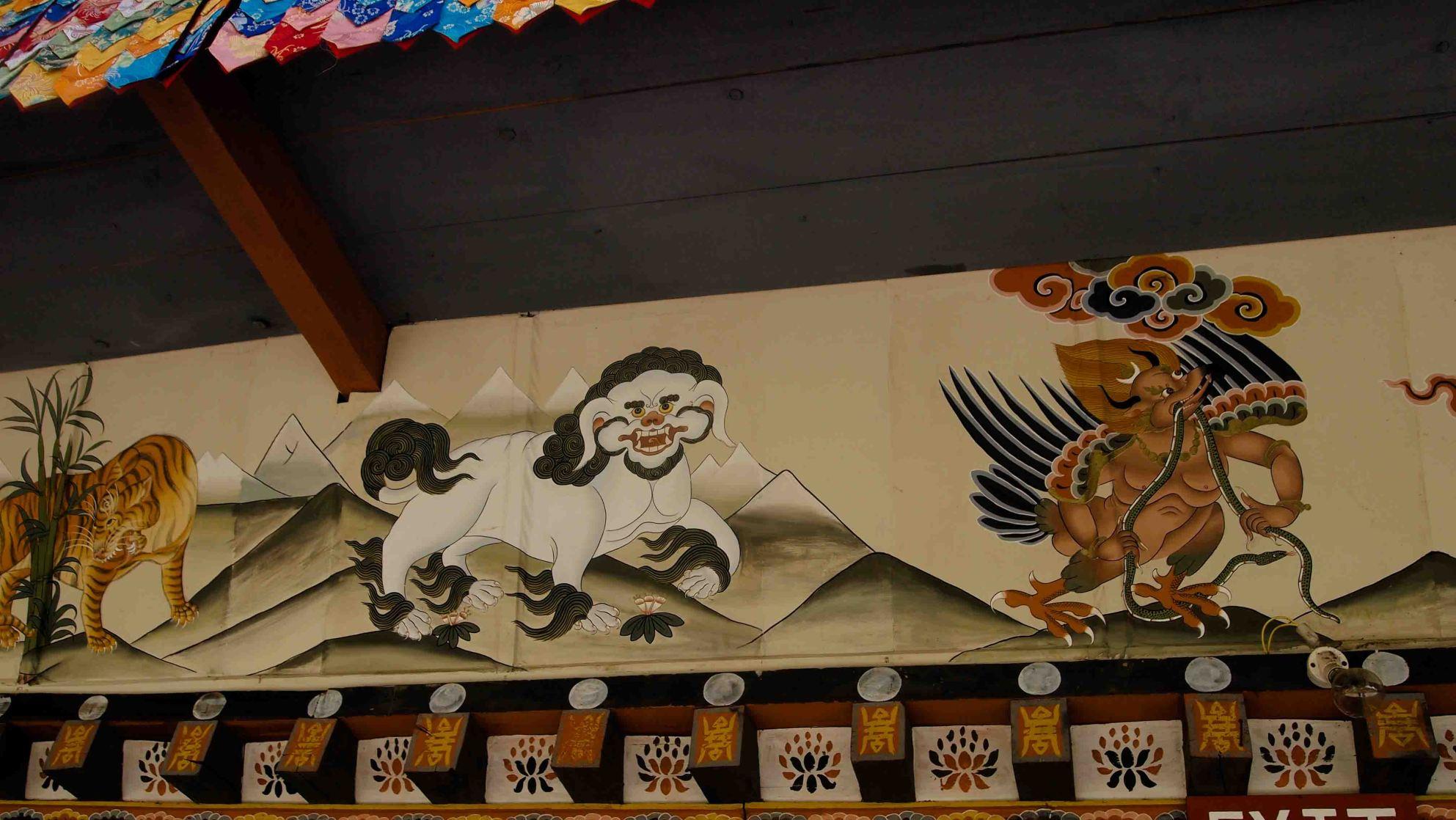 National Memorial Chorten Thimphu