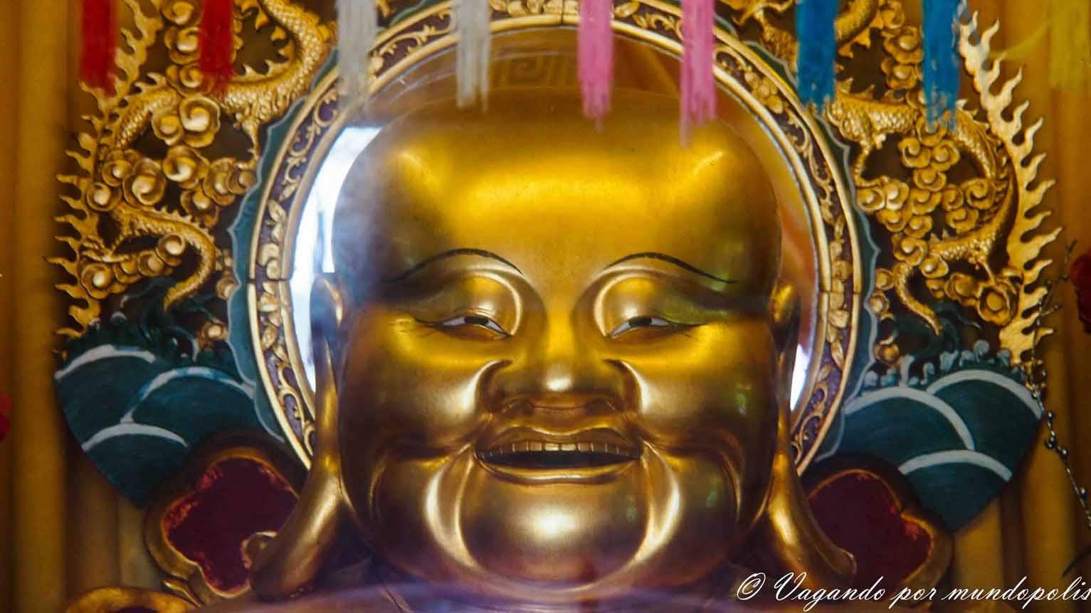 Monasterio -Po-Lin