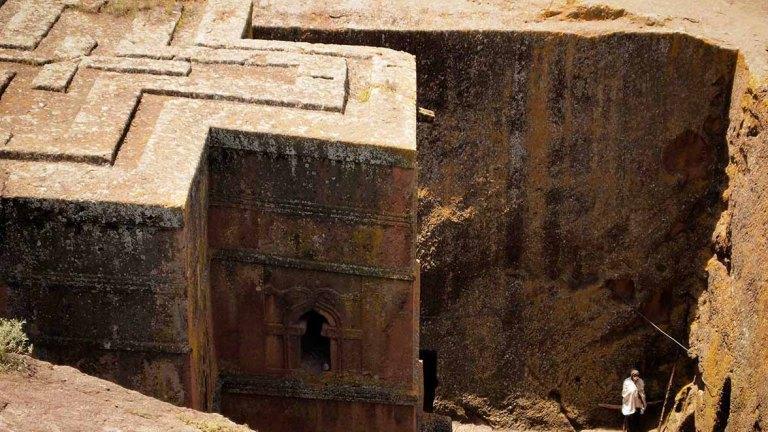 Recorriendo Las Iglesias de Lalibela. Etiopía