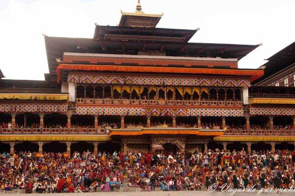 Festivales de Bután.Los Tshechu