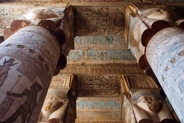 El Templo de Dendera y El Misterio de Las Lamparas