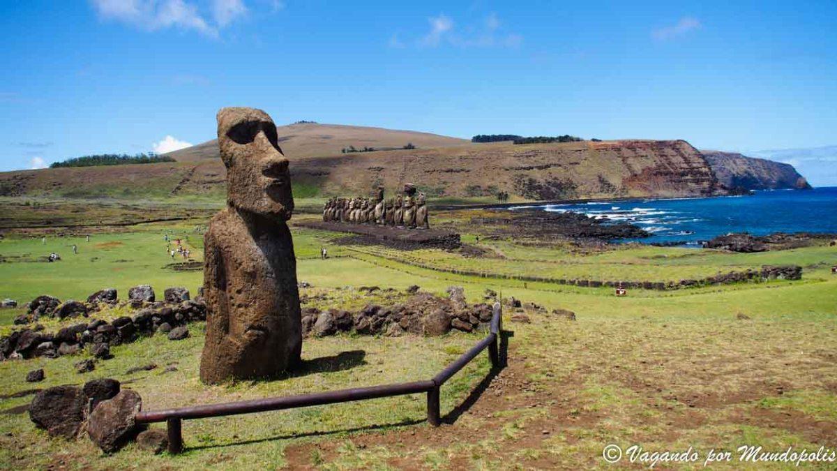 Viaje a Isla de Pascua | Recorrido por la isla de Rapa Nui
