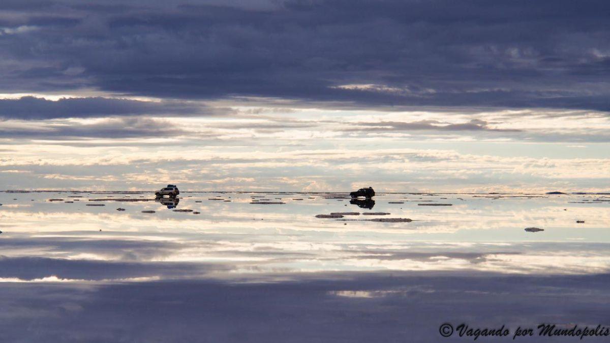 El Salar de Uyuni y el Efecto Espejo