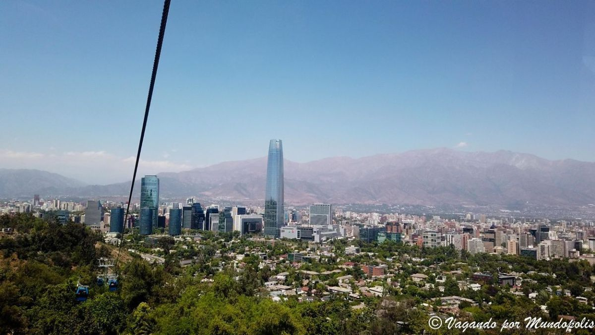 Dos días en Santiago de Chile