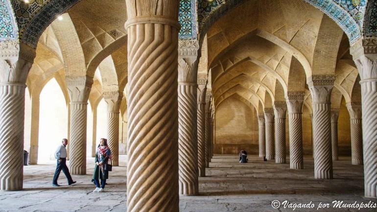 Mezquita-Vakil-Shiraz
