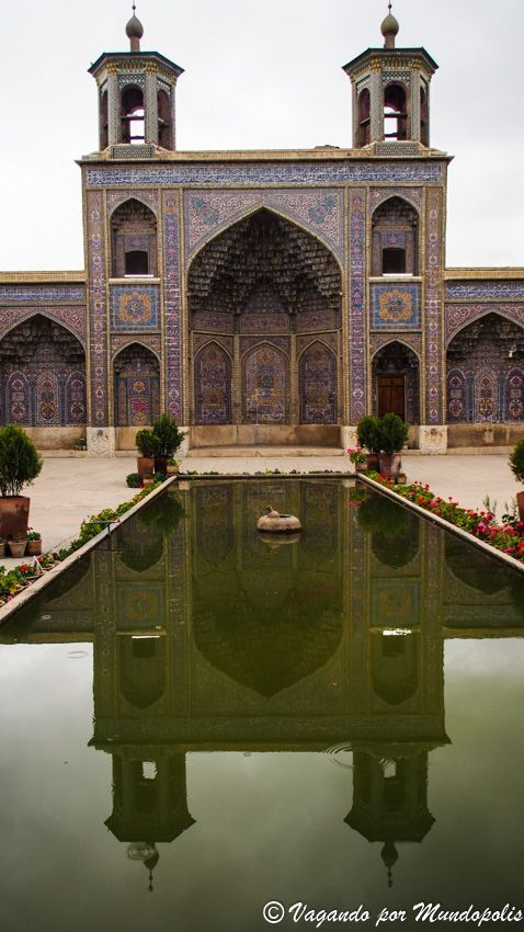Mezquita-Nasir-Al-Molk