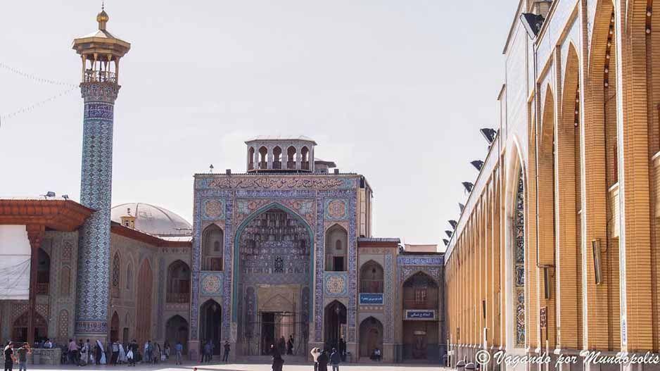 Shah-e-Cheragh-que-ver-en-shiraz