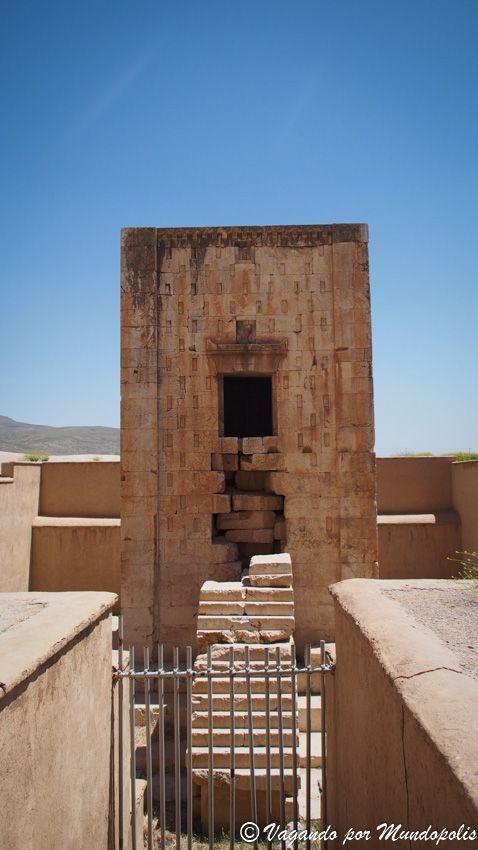 ka'ba-ye-Zartosht-iran