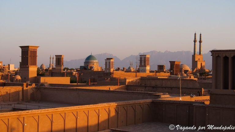 Que ver y que hacer en Yazd, La ciudad del desierto