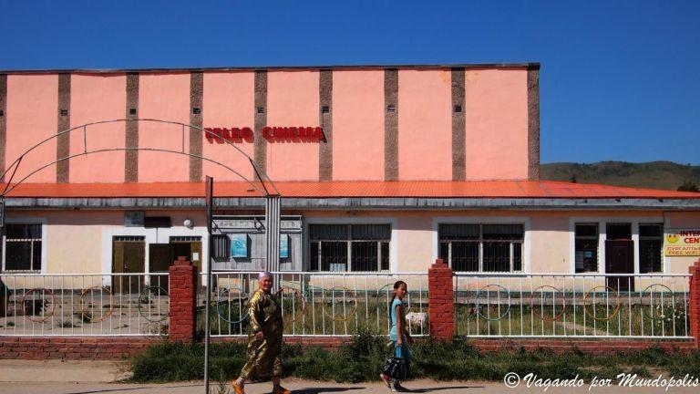 Mongolia: Tsetserleg, la Roca Taikhar y las Gargantas del Río Chuluut
