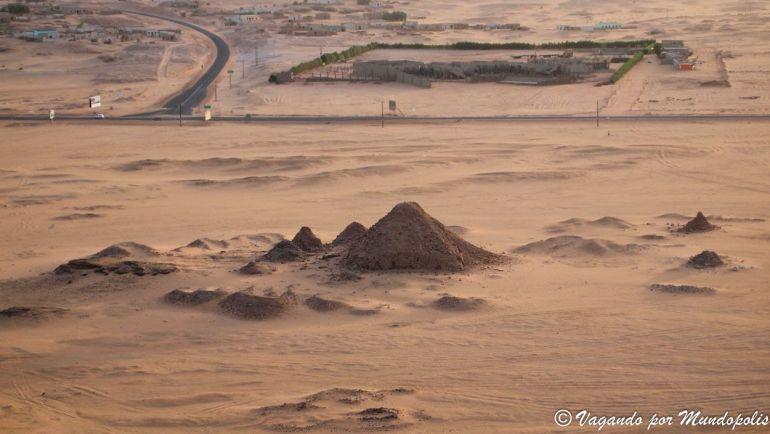 piramides-kushitas-desde-jebel-barkal