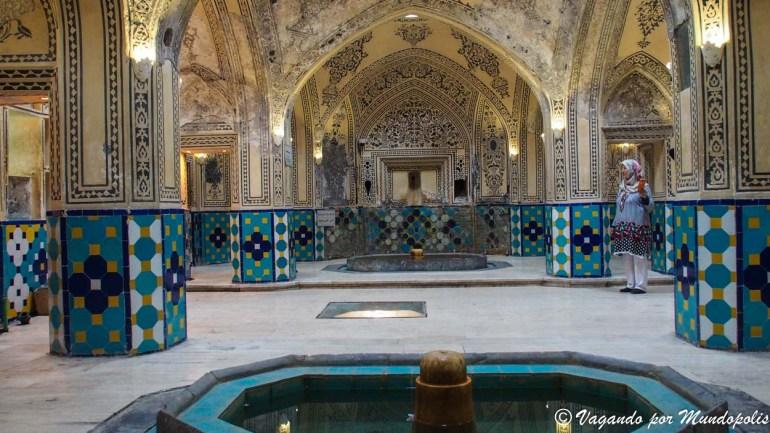 que-ver-en-kashan-baños-sultan-amir-ahmad