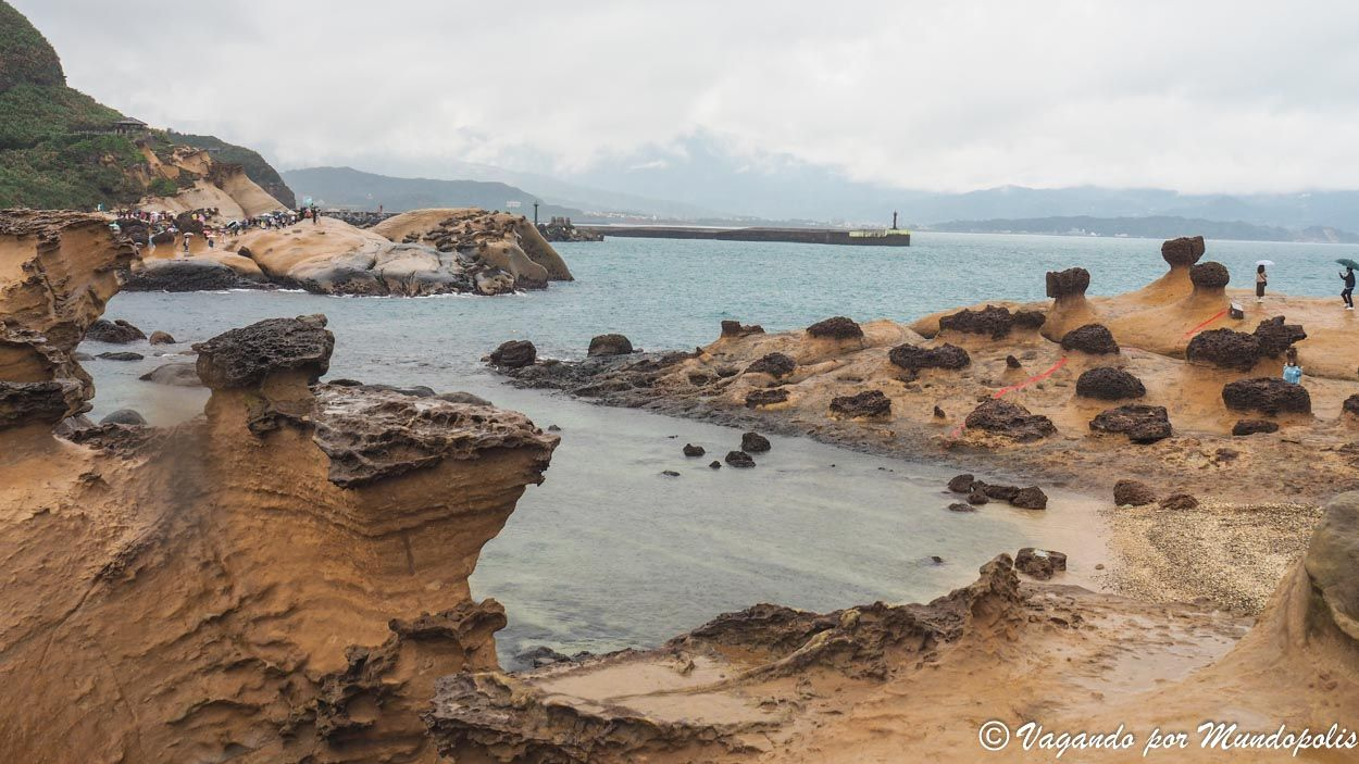 excursion-yehliu-geopark-desde-taipei