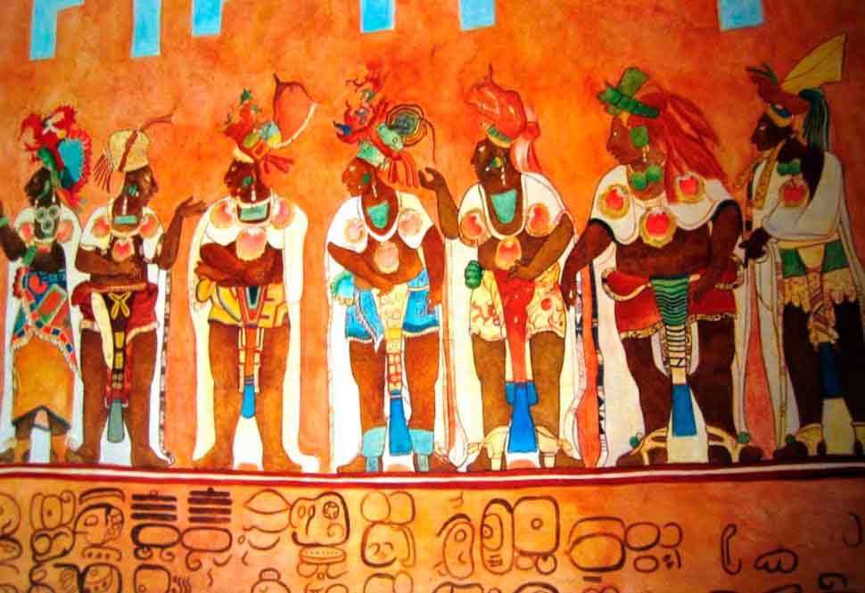 los-mayas