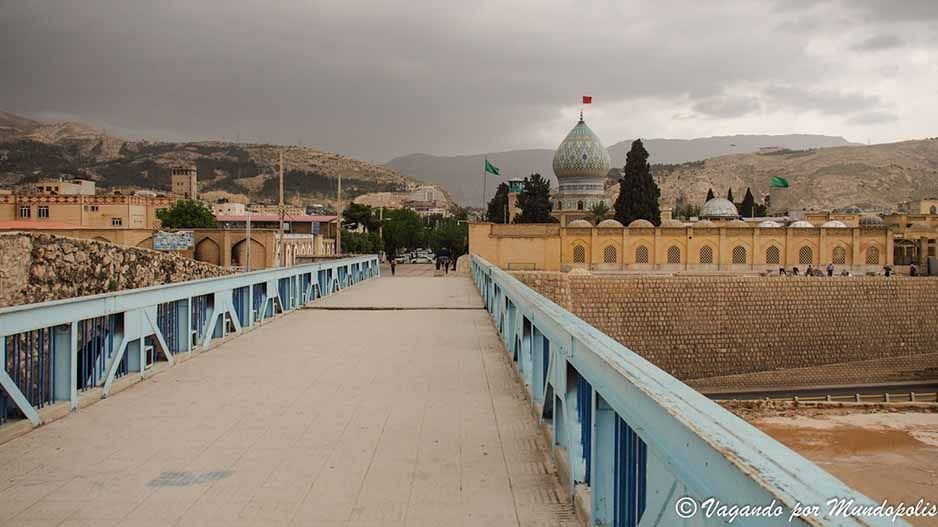 mausoleo-ali-Ibn-Hamzeh-shiraz