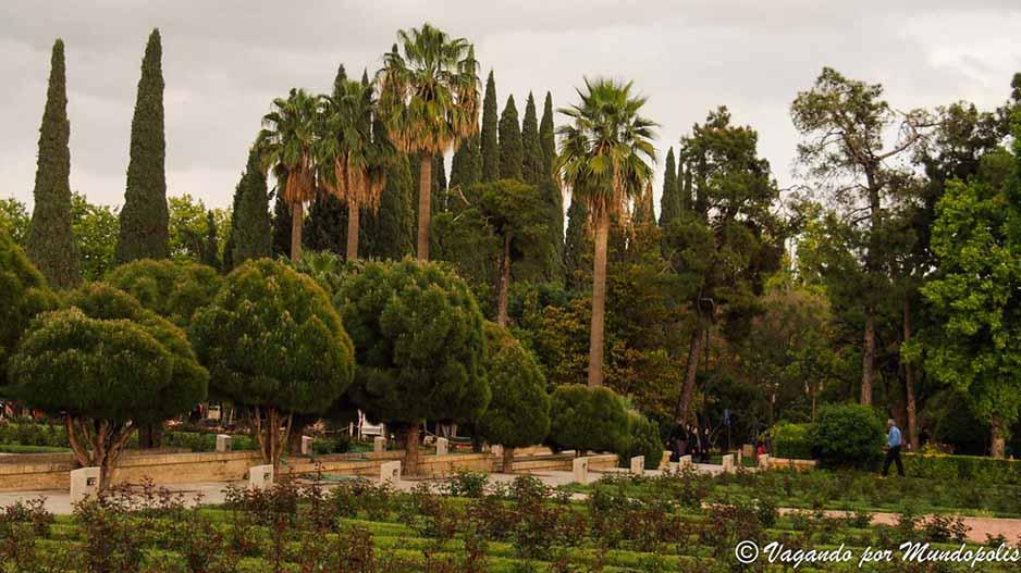 jardin-botanico-eram-que-ver-en-shiraz