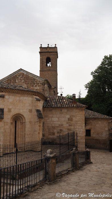 iglesia-santa-maria-de-la-peña-brihuega