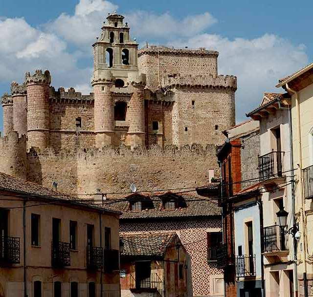 Ruta de los Castillos de Segovia
