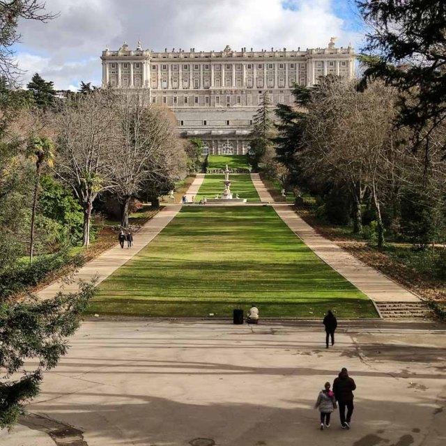 Los Jardines más bonitos de Madrid