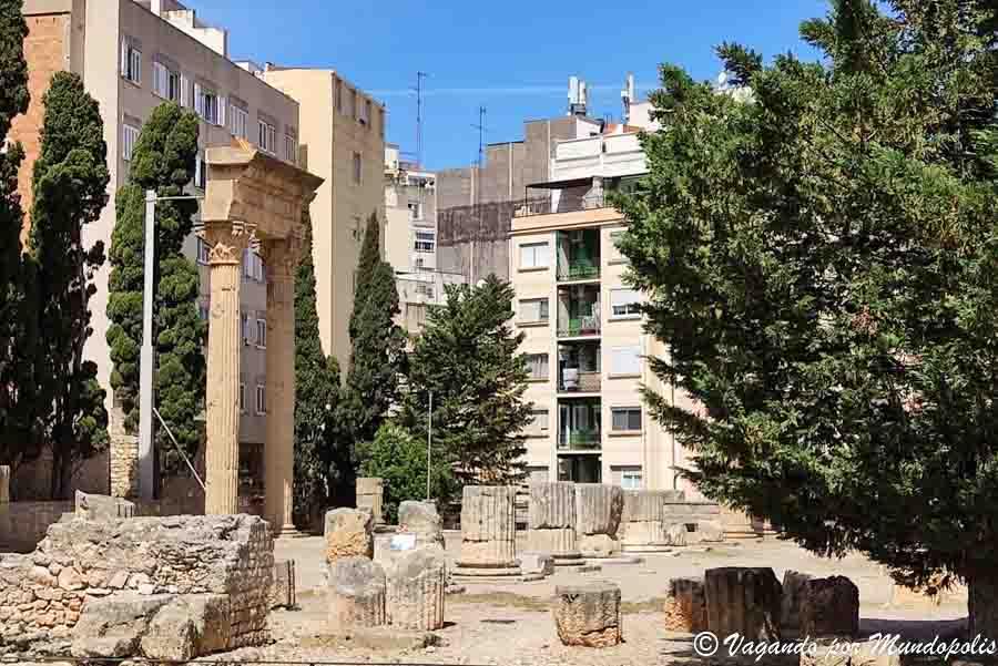 forum-de-la-colonia-tarragona-romana