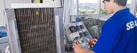 Curso técnico e Ar condicionado e Refrigeração - SENAI