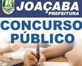 Concurso Prefeitura de Joaçaba (SC) 2012 - Provas, Edital Oficial e Gabaritos