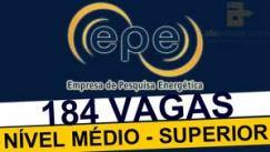 Concurso EPE 2012 - Edital, Inscrição e Provas