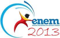 Gabaritos Oficiais ENEM 2013