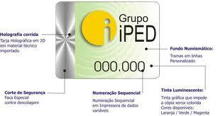 O que é certificado IPED