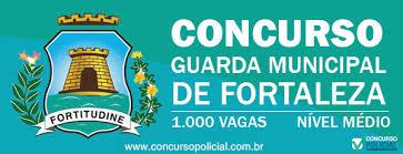 Concurso guarda municipal de Fortaleza CE
