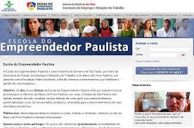 Cursos na Escola do Empreendedor Paulista