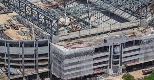 Empregos no estádio Arena da Baixada
