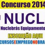 Concurso Nuclep 2014
