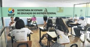 Governo do DF 2014 abre 6500 vagas no Cargo de Professor 01