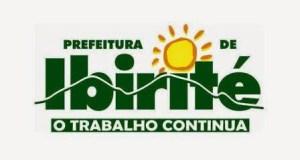 Concurso prefeitura de Ibirité (MG) 2014 01