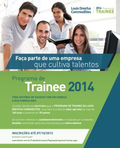 Trainee Unilever 2014
