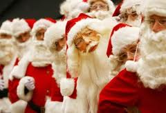 Vagas de emprego para Papai Noel – Natal