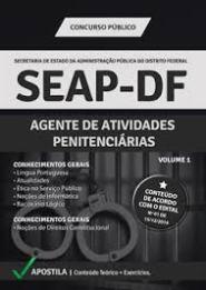 Concurso Agente Penitenciário DF 2015 02