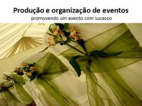 Curso de Produção e Organização de Eventos online 01